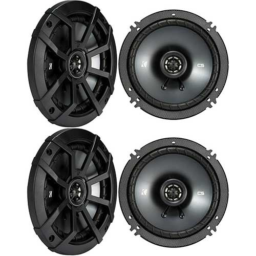 Top 10 Best 6.5 Car Speakers for Bass in 2019 Reviews