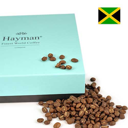 Best Jamaican Blue Mountain Coffee Beans 10. 100% Jamaica Blue Mountain coffee - Whole bean by Hayman - Finest World Coffee