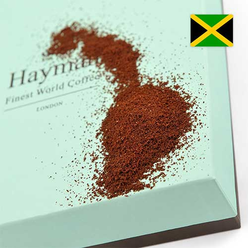 Best Jamaican Blue Mountain Coffee Beans 4. 100% Jamaica Blue Mountain coffee - Ground - One of the world's best coffees, freshly... by Hayman - Finest World Coffee