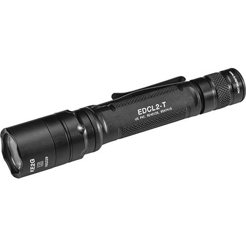 3. SureFire Everyday Carry LED Flashlight Series