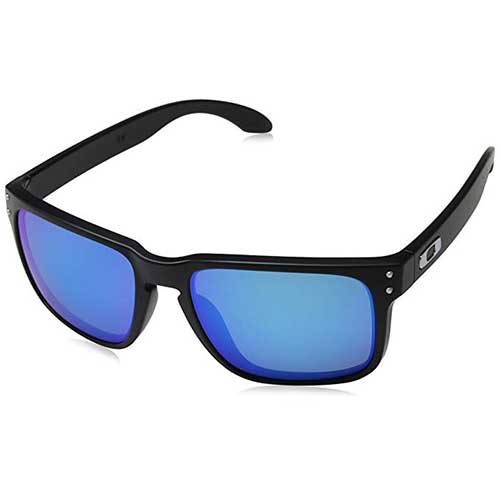 Best Polarized Sunglasses Brands 7. Oakley Holbrook Iridium Sport Sunglasses