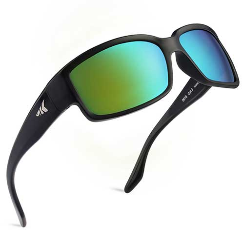 Best Polarized Sunglasses Brands 1. KastKing Skidaway Polarized Sport Sunglasses for Men and Women, Ideal for Driving Fishing Cycling and Running, UV Protection