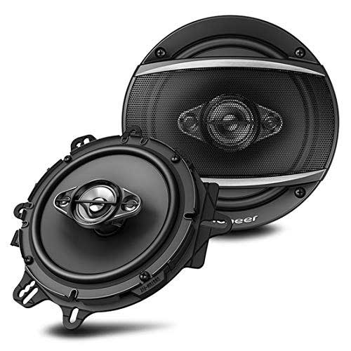 Best 6.5 Car Speakers for Bass 7. Pioneer TS-A1680F 6.5