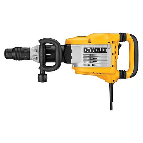 Best Demolition Hammers for Tile Removal 2. DEWALT D25901K 23.4 LB SDS Max Demo Hammer with Shocks