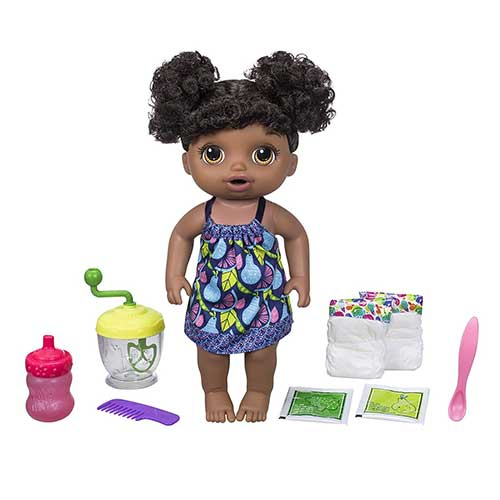 Top 10 Best Baby Alive Dolls in 2019 Reviews