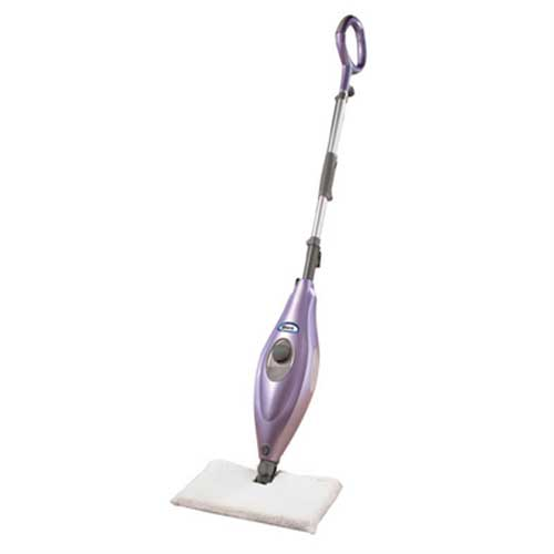 3. Shark Steam Pocket Mop Hard Floor Cleaner with Swivel Steering XL Water Tank (S3501)