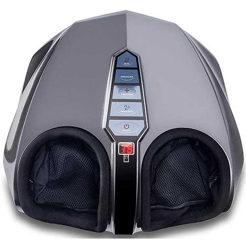 Top 10 Best Foot Massagers for Plantar Fasciitis in 2019 Reviews