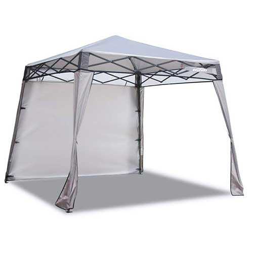 3. EzyFast Elegant Pop Up Beach Shelter, Compact Instant Canopy Tent, Portable Sports Cabana