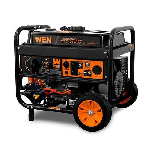 Top 10 Best Dual Fuel Generators in 2019 Reviews