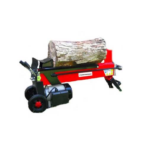 10. Powerhouse XM-380 Electric Hydraulic Log Splitter, 7-Ton