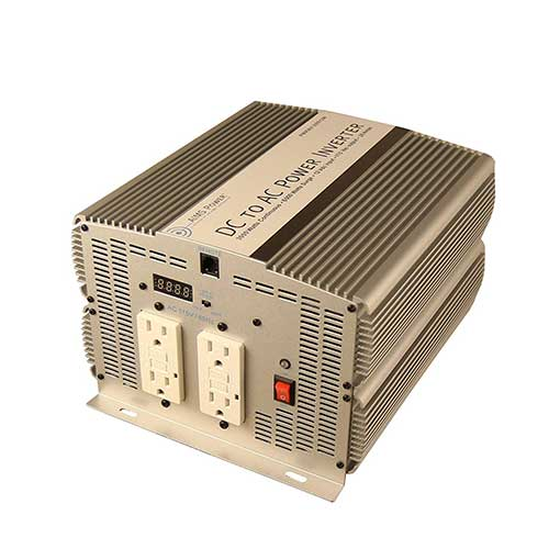 6. AIMS Power (PWRINV300012W 3000W Power Inverter