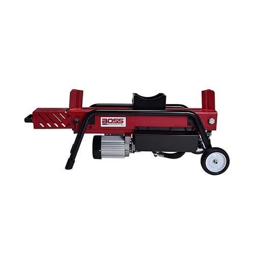 3. Boss Industrial ED8T20 Electric Log Splitter, 8-Ton