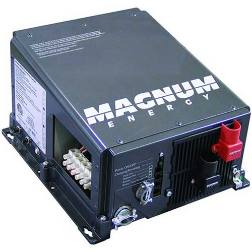 9. Magnum Energy ME3112 ME Series 3100W 12VDC Modified Sine Inverter/160 Amp PFC Charger