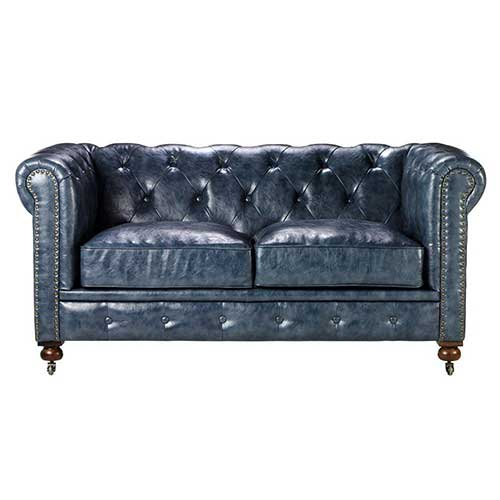 7. Gordon Tufted Loveseat, 32