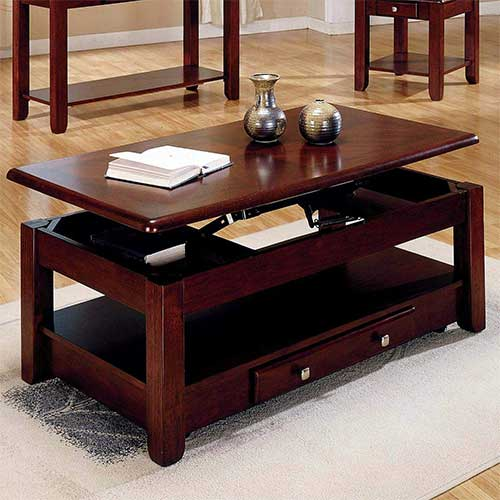 Top 10 Best Lift Top Coffee Tables in 2019 Reviews