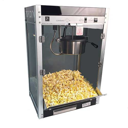1. Paragon Contempo Pop 8 Ounce Popcorn Machine