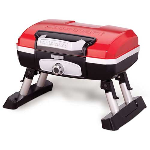 1. CUISINART PORTABLE GAS GRILL