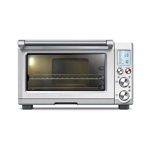 8. Breville BOV845BSS Smart Oven Pro 1800 W Convection Toaster Oven