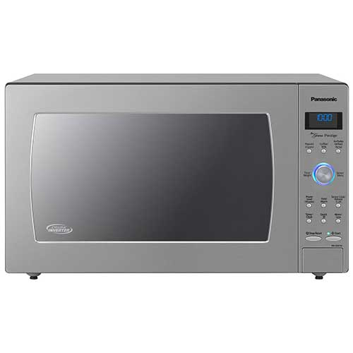 5. Panasonic Countertop / Built-In Microwave Oven