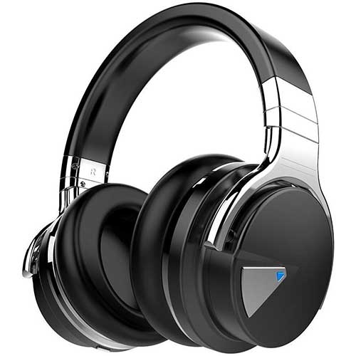 5. COWIN E7 Active Noise Cancelling Headphones Bluetooth Headphones