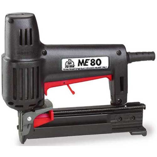 5. Maestri ME 80 - Heavy Duty Electric Upholstery Stapler