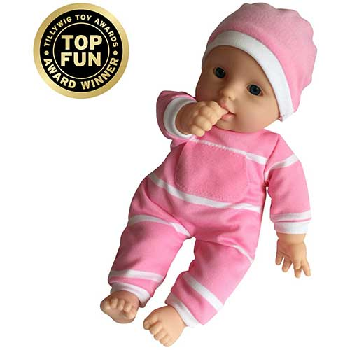 10. 11 inch Soft Body Doll in Gift Box - Award Winner & Toy 11