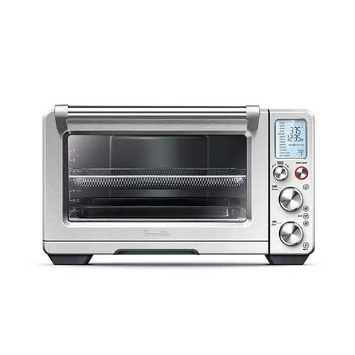 9. Breville BOV900BSS Convection and Air Fry Smart Oven Air