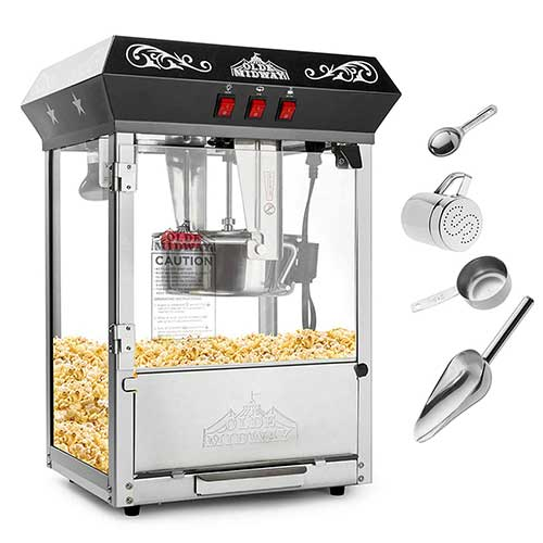 Top 10 Best Commercial Popcorn Machines in 2019 Reviews