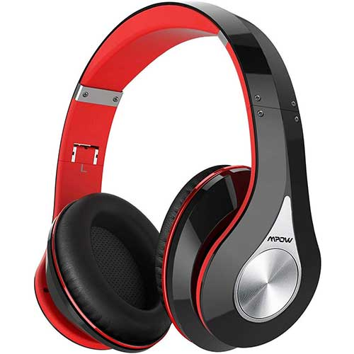10. Mpow 059 Bluetooth Headphones