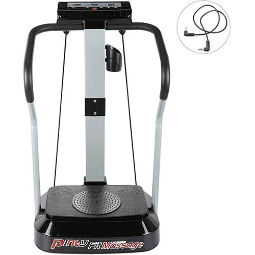 8. Pinty 2000W Whole Body Vibration Platform Exercise Machine
