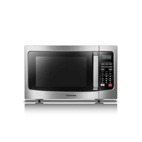 3. Toshiba EM131A5C-SS Microwave Oven