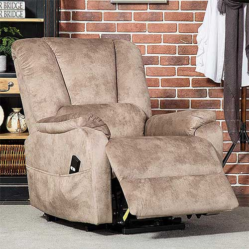 3. CANMOV Power Lift Recliner Chair