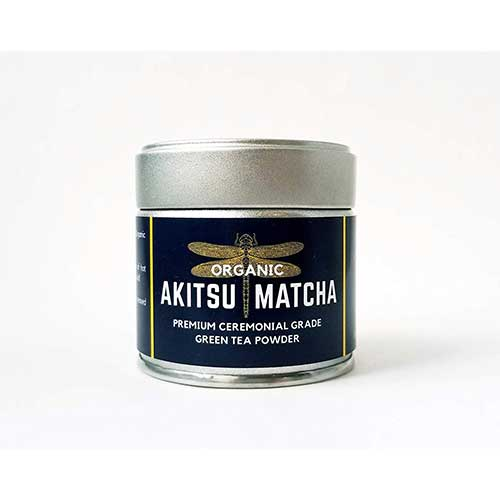 8. AKITSU MATCHA • Premium Ceremonial Grade Green Tea Powder