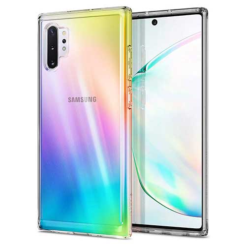 8. Spigen Ultra Hybrid Designed for Samsung Galaxy Note 10 Plus Case/Galaxy Note 10 Plus 5G Case (2019)