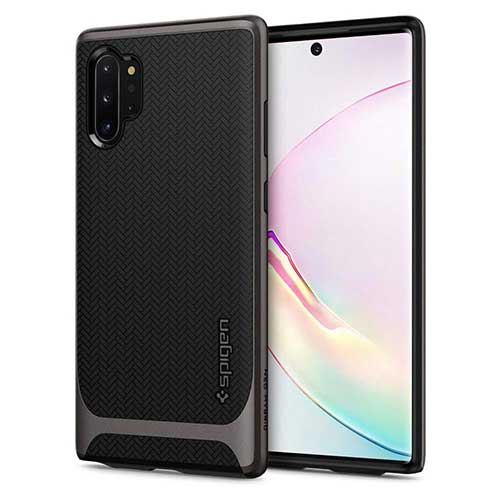 4. Spigen Neo Hybrid Designed for Samsung Galaxy Note 10 Plus Case/Galaxy Note 10 Plus 5G Case (2019)