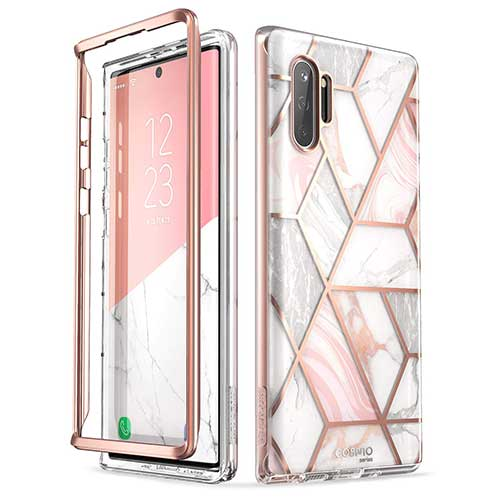 9. i-Blason Cosmo Series Case for Galaxy Note 10 Plus/Note 10 Plus 5G 2019 Release