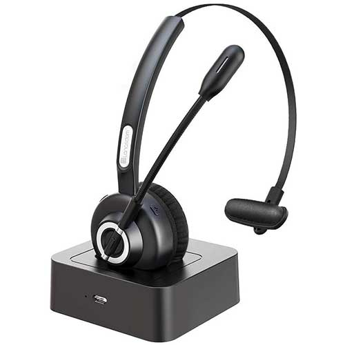8. Langsdom Bluetooth Headsets
