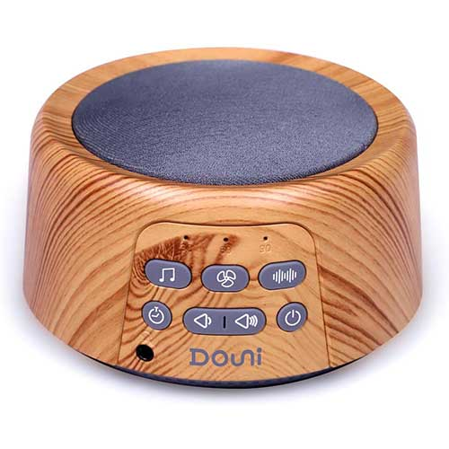 7. Douni Sleep Sound Machine