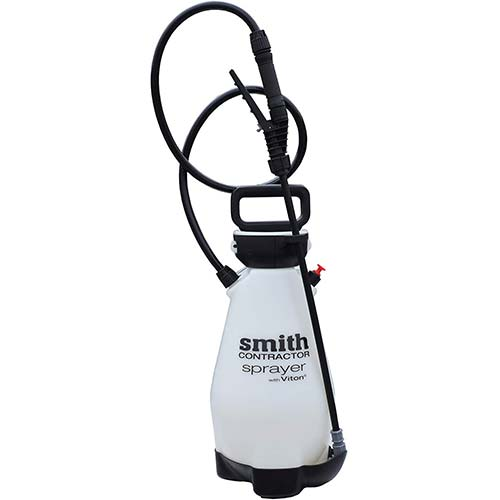 10. Smith Contractor 190216 2-Gallon Sprayer for Weed Killers, Herbicides, and Insecticides