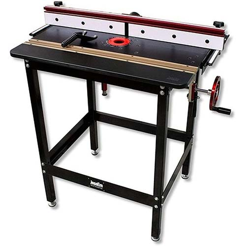 2. JESSEM Mast-R-Lift Excel II Included Complete Router Table System