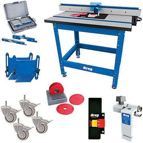 6. Kreg PRS1045 (KRS1035, PRS1025, PRS1015) Router Table
