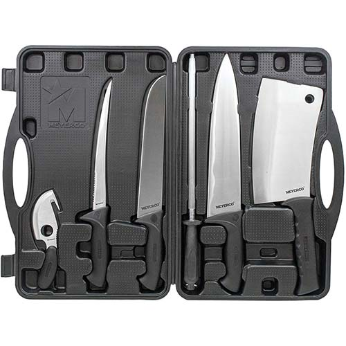 10. Meyerco Game Processing Set, for Field Dressing Deer and Other Game