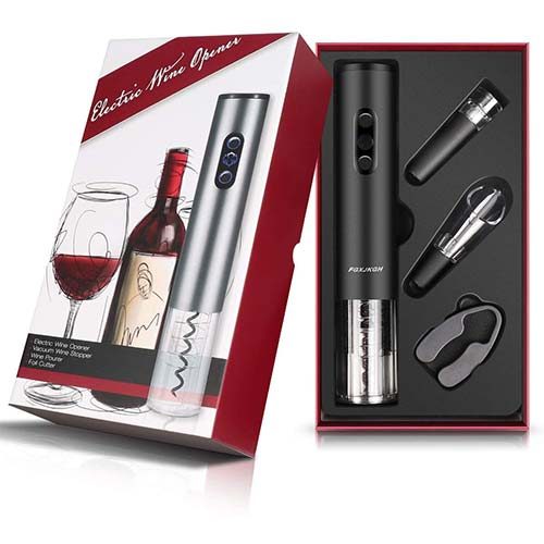 9. Electric Wine Opener, Electrical Wine Bottle Opener, FGXJKGH