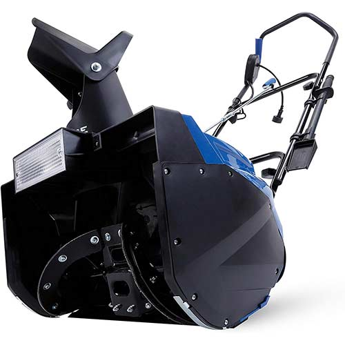 3. Snow Joe SJ623E 18-Inch 15 Amp Electric Single Stage Snow Thrower