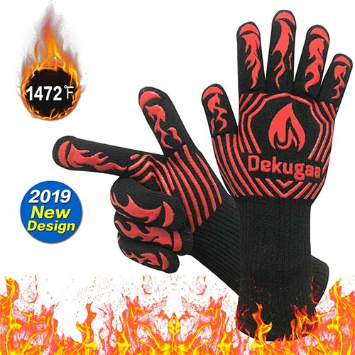 Top 10 Best BBQ Gloves for Handling Meat in 2020 Reviews