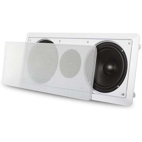 8. Acoustic Audio CC6 In-Wall 6.5