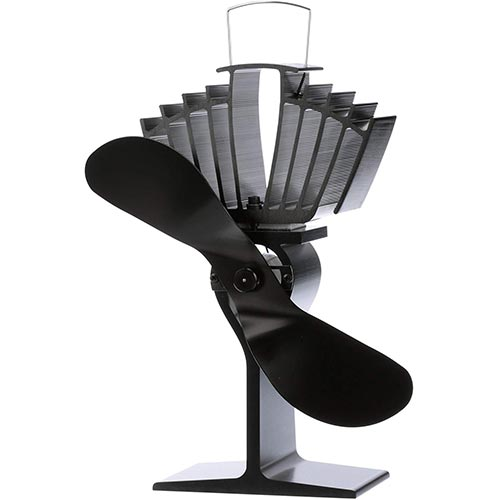 1. ECOFAN AirMax Wood Stove Fan