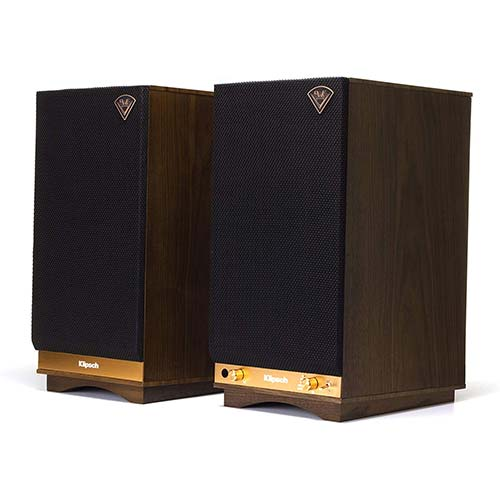 1. Klipsch The Sixes Powered Monitor