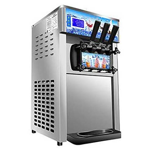 9. ixaer DHL FAST DELIVERY Commercial Ice Cream Machines