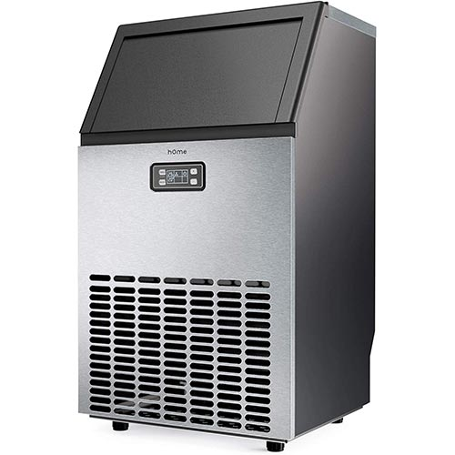 3. hOmeLabs Freestanding Commercial Ice Maker Machine